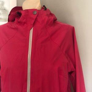 Marmot rain jacket sz M